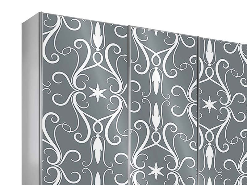 Furniture Foil Baroque Pattern