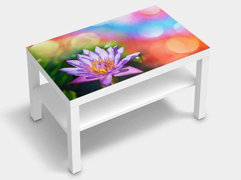 Furniture Foil Colored Lotus