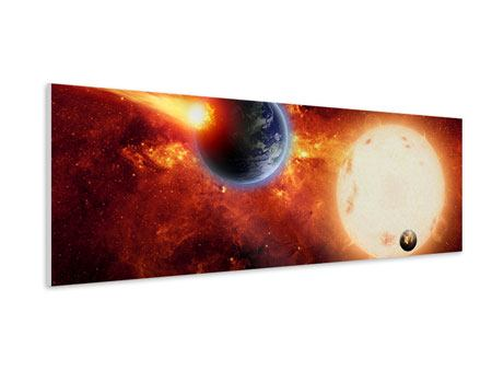 Tableau Forex Panoramique Le cosmos