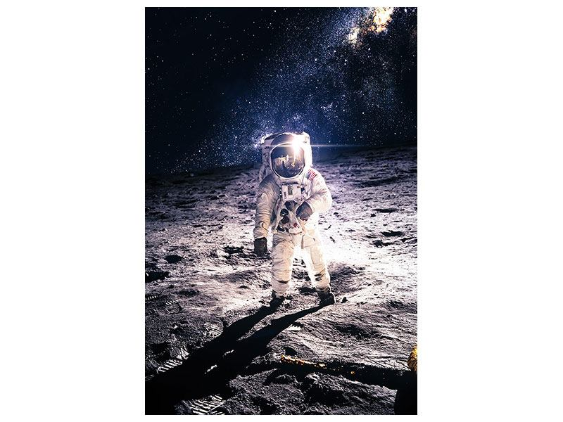 Posters adhesif L'astronaute