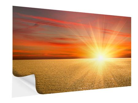 Self-Adhesive Poster The Sunset
