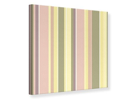Canvas Print Vertical Stripes
