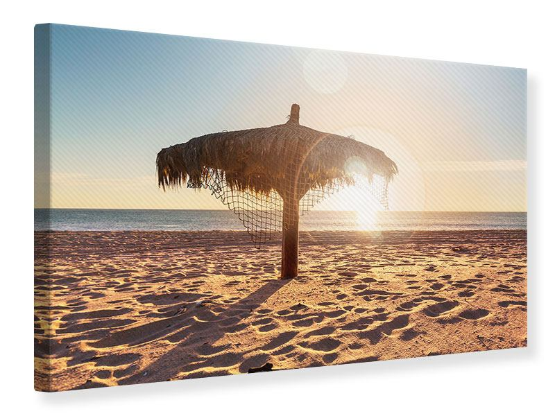 Canvas Print The Parasol
