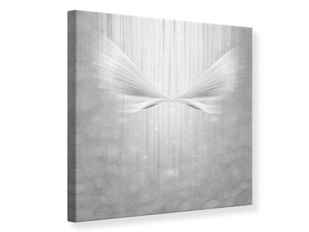 Canvas Print Angel Wings