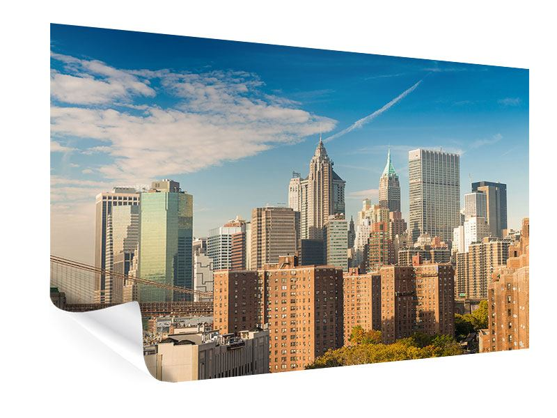Poster New York Skyline