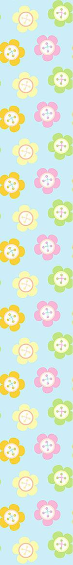 Papier peint design Cute As A Button