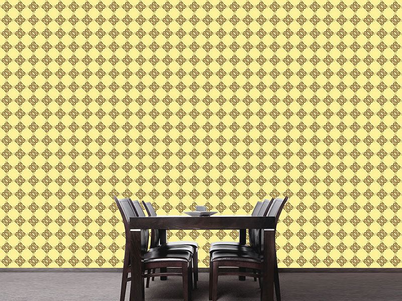Design Wallpaper Check Loves Rooster