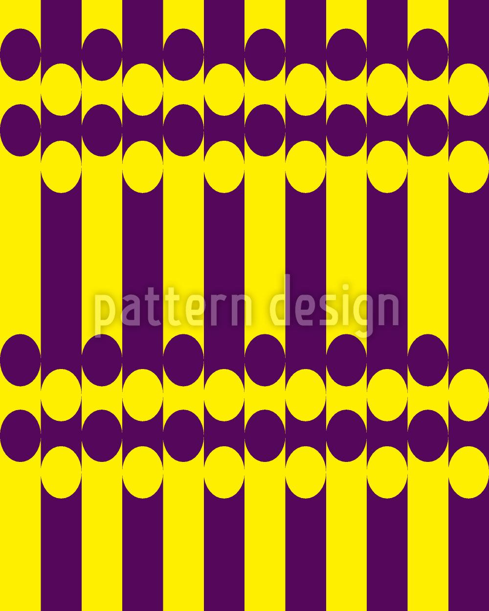 Papier peint design Elypso Yellow