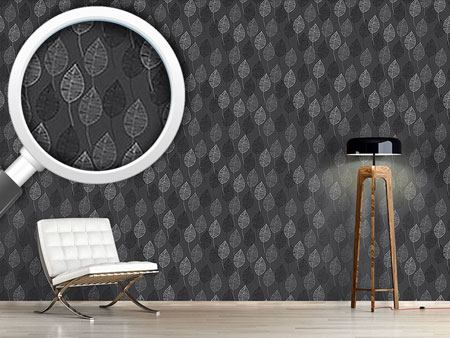 Design Wallpaper Nuance In Grey