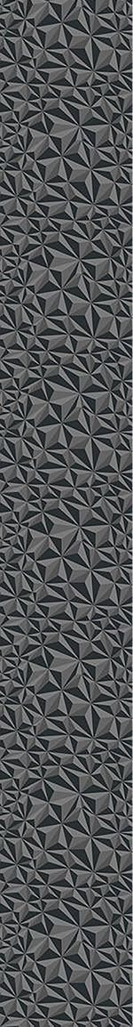 Design Wallpaper Paper Geometry Dark Grey