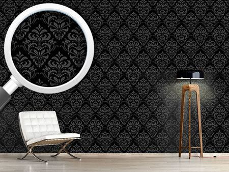 Design Wallpaper Dark Baroque