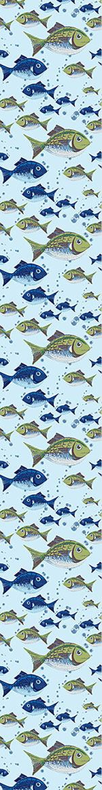 Design Wallpaper The North Sea Fish