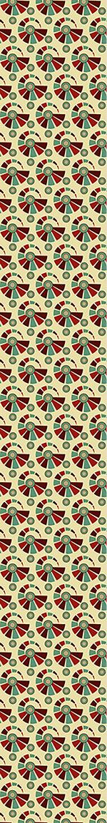 Design Wallpaper Vintage Spirals