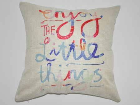 Cushion Cover Enjoy
