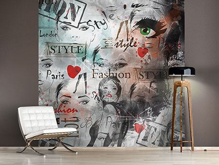 Photo Wallpaper I Love Paris