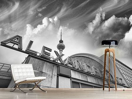 Photo Wallpaper Alexanderplatz